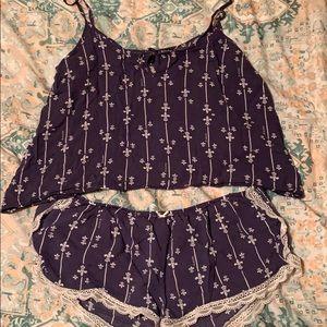 Wildfox pajama set